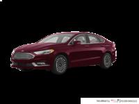 2018 Ford Fusion TITANIUM | Photo 3 | Burgundy Velvet