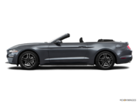 2018 Ford Mustang Convertible EcoBoost | Photo 1 | Magnetic Metallic