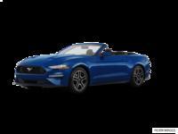 2018 Ford Mustang Convertible EcoBoost | Photo 3 | Lightning Blue Metallic