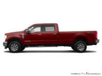 2018 Ford Super Duty F-250 KING RANCH   Photo 1   Magma Red