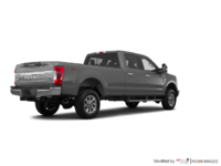 2018 Ford Super Duty F-250 KING RANCH   Photo 2   Stone Gray