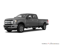 2018 Ford Super Duty F-250 KING RANCH   Photo 3   Stone Gray