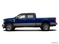2018 Ford Super Duty F-250 LARIAT | Photo 1 | Blue Jeans /Stone Grey