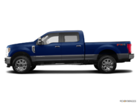 2018 Ford Super Duty F-250 LARIAT | Photo 1 | Blue Jeans/Magnetic