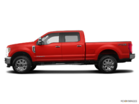 2018 Ford Super Duty F-250 LARIAT | Photo 1 | Race Red