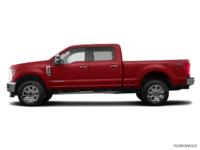 2018 Ford Super Duty F-250 LARIAT | Photo 1 | Ruby Red