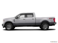 2018 Ford Super Duty F-250 LARIAT | Photo 1 | Ingot Silver/Magnetic