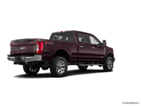 2018 Ford Super Duty F-250 LARIAT | Photo 2 | Magma Red