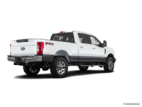 2018 Ford Super Duty F-250 LARIAT | Photo 2 | Oxford White/Magnetic