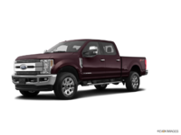 2018 Ford Super Duty F-250 LARIAT | Photo 3 | Magma Red