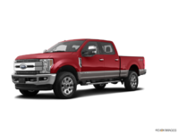 2018 Ford Super Duty F-250 LARIAT | Photo 3 | Ruby Red/Stone Grey