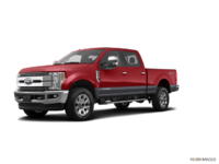 2018 Ford Super Duty F-250 LARIAT | Photo 3 | Ruby Red/Magnetic