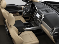 2018 Ford Super Duty F-250 LARIAT | Photo 1 | Camel Premium Leather, Luxury Captain's Chairs (5A)