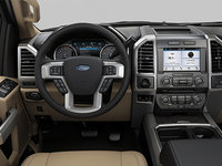 2018 Ford Super Duty F-250 LARIAT | Photo 3 | Camel Premium Leather, Luxury Captain's Chairs (5A)