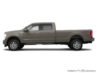 2018 Ford Super Duty F-250 LIMITED | Photo 1 | Stone Gray