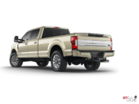 2018 Ford Super Duty F-250 LIMITED | Photo 2 | White Gold