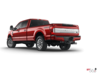 2018 Ford Super Duty F-250 LIMITED | Photo 2 | Ruby Red