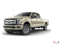 2018 Ford Super Duty F-250 LIMITED | Photo 3 | White Gold
