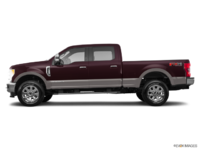 2018 Ford Super Duty F-350 LARIAT | Photo 1 | Magma Red/Stone Grey