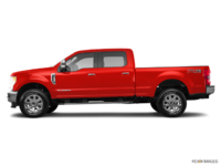 2018 Ford Super Duty F-350 LARIAT | Photo 1 | Race Red