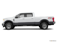 2018 Ford Super Duty F-350 LARIAT | Photo 1 | Oxford White/Magnetic