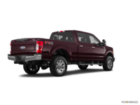 2018 Ford Super Duty F-350 LARIAT | Photo 2 | Magma Red