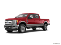 2018 Ford Super Duty F-350 LARIAT | Photo 3 | Ruby Red/Stone Grey