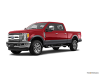 2018 Ford Super Duty F-350 LARIAT | Photo 3 | Ruby Red/Magnetic