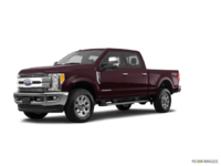 2018 Ford Super Duty F-350 LARIAT | Photo 3 | Magma Red