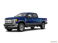 2018 Ford Super Duty F-350 LARIAT | Photo 3 | Blue Jeans Metallic/Magnetic