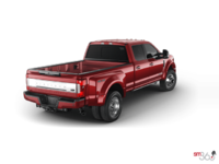 2018 Ford Super Duty F-450 PLATINUM | Photo 2 | Ruby Red