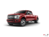 2018 Ford Super Duty F-450 PLATINUM | Photo 3 | Ruby Red