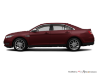 2018 Ford Taurus LIMITED | Photo 1 | Burgundy Velvet Metallic Tinted Clearcoat