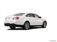 2018 Ford Taurus LIMITED | Photo 2 | White Platinum Metallic Tri-Coat