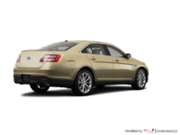2018 Ford Taurus LIMITED | Photo 2 | White Gold