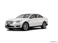 2018 Ford Taurus LIMITED | Photo 3 | White Platinum Metallic Tri-Coat