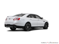 2018 Ford Taurus SHO | Photo 2 | White Platinum Metallic Tri-Coat