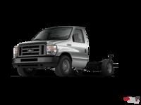 2018 Ford E-Series Cutaway 350 | Photo 1 | Ingot Silver