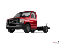 2018 Ford E-Series Cutaway 350 | Photo 1 | Race Red