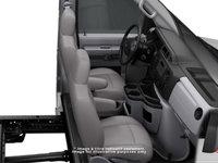 2018 Ford E-Series Cutaway 450 | Photo 1 | Medium Pebble Cloth Captain's Chairs (MW)