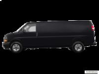 2018 GMC Savana 3500 CARGO | Photo 1 | Black Onyx