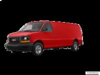 2018 GMC Savana 3500 CARGO | Photo 3 | Cardinal Red