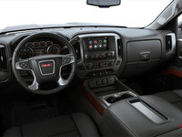 2018 GMC Sierra 1500 SLE | Photo 3 | Jet Black Bucket seats Cloth (A95-H0U)