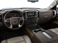 2018 GMC Sierra 1500 SLT | Photo 3 | Cocoa/Dune Bucket seats Leather (AN3-H0K)