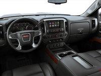 2018 GMC Sierra 1500 SLT | Photo 3 | Jet Black Bucket seats Leather (AN3-H2U)