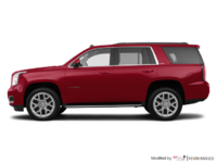 2018 GMC Yukon SLT | Photo 1 | Crimson Red Tintcoat