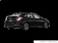 2018 Honda Civic hatchback LX HONDA SENSING | Photo 2 | Crystal Black Pearl