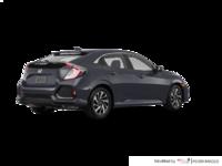 2018 Honda Civic hatchback LX HONDA SENSING | Photo 2 | Polished Metal Metallic