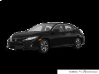 2018 Honda Civic hatchback LX HONDA SENSING | Photo 3 | Crystal Black Pearl