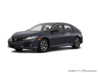 2018 Honda Civic hatchback LX HONDA SENSING | Photo 3 | Polished Metal Metallic